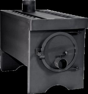 Чудо печка для отопления дома на дровах